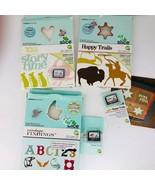 Slice Design Card Lot of 3 Happy Trails Nursery Rhymes Vintage Findings - $64.35
