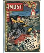 4MOST COMICS V.7#3-LIGHTHOUSE COVER G/VG - $30.31