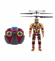 New NBA ROBOJAM Lebron James 3.5 Channel Infrared Remote Control Gyro Helicopter - $60.80