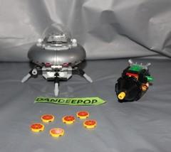 Lego Teenage Mutant Ninja Turtles TNMT T Rawket Sky Strike Motor Buildin... - $19.79