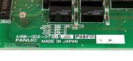 FANUC A16B-1212-0730/02B ROBOT BRAKE PURGE PCB A16B-1212-0730 A16B12120730 image 6