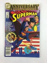 Superman 400 Oct 1984 Comic Book DC Comics - $9.49