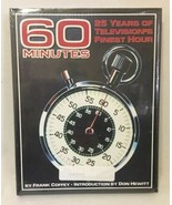 Sixty Minutes : 25 Years of Television's Finest Hour by Frank Coffey (19... - $24.70