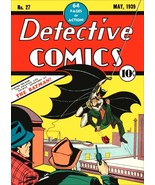 """Detective Comics #27 Stand-Up Display - """"BATMAN's First Appearance"""" May ... - $15.99"""