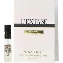 New L'extase Nina Ricci Eau De Parfum Spray Vial For Women - $12.66
