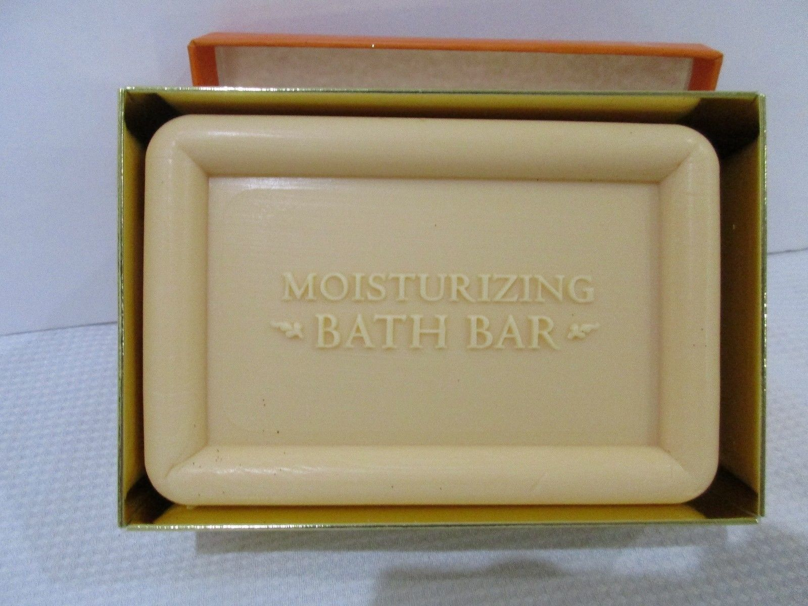 Thanksgiving Harvest Halloween Pumpkin JUMBO Boxed Moisturizing bath soap 12 oz