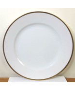 Vintage Goldena by Noritaki Salad / Dessert Plate Gold Rim 7 3/4 Inch - $10.89