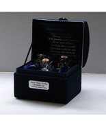 GUARDIAN ANGEL MUSICAL POEM MEMORIAL BOX Personalised Remembrance Gift #8 - $36.89