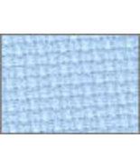 Cornflower Blue Aida Cloth 14 Count by Charles Craft - $10.00