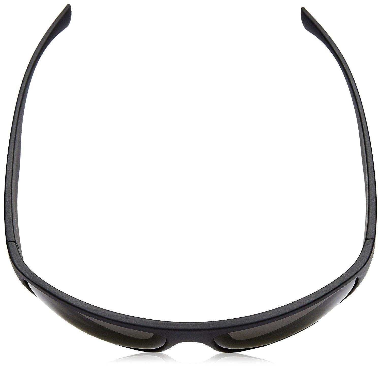 Fastrack Oval Sunglasses (P192GR1 62.1 Grey)