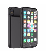 6000 mAh For iPhone X Battery Case External Charger Power Bank Slim Cove... - $39.55+