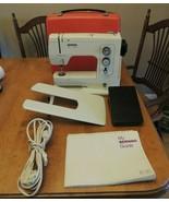 Bernina Matic 810 Portable Sewing Machine w bed, case & manual Swiss Beauty - $187.80