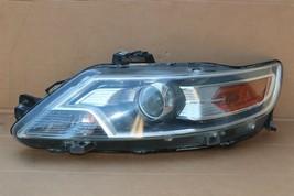 2010-12 Ford Taurus Halogen Headlight Head Light Lamp Driver Left LH image 2