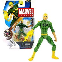 Marvel Year 2008 Series 1 Universe 4 Inch Tall Figure #17 - Variant Iron FIST (B - $39.99