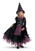 Girl's 4-6 Fairy Tale Witch Costume by Disguise/NWT - £29.43 GBP