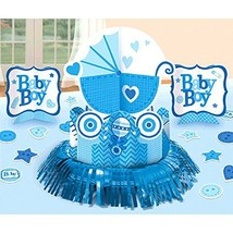 Baby Shower 'Baby Boy' Table Decorating Kit (23pc) - $17.53