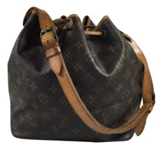 Authentic Louis Vuitton Noe Shoulder Bag - $464.99