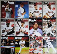 2008 Arizona Diamondbacks Insider Magazine Dbacks MLB Baseball - Your Choice - $3.99