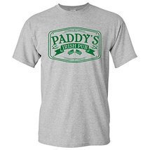 UGP Campus Apparel Paddy's Irish Pub - Funny St Patricks Day Shamrock Dr... - $15.85