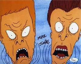 Mike Judge Beavis and Butt-Head Signed 8x10 Photo Certified Authentic JSA COA - $158.39