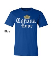 corona love Corona extra Bottle beer T Shirt, cinco de mayo party tee shirt image 7