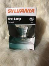 Lot of 6! Sylvania Heat Lamp 250W 120V - £28.10 GBP