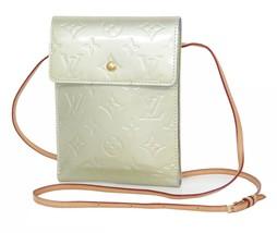 Auth LOUIS VUITTON Kenmare Silver Vernis Shoulder Bag Pochette #33577 - $295.00