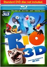 Rio [Blu-ray + 3D]