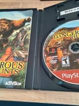 Sony PS2 Cabela's Dangerous Hunts image 2