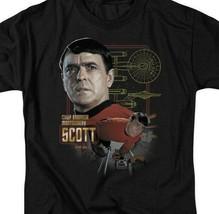 Star Trek Chief Engineer Montgomery Scott Iconic TV series CBS580 image 2