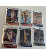 2019-20 NBA Hoops Premium Stock base Rookie lot of 6 cards Bol Bol Hayes... - $18.69