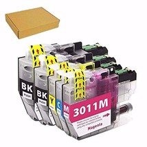 NEXTPAGE Compatible Ink Cartridges Replacement for Brother LC3011 LC-301... - $27.34