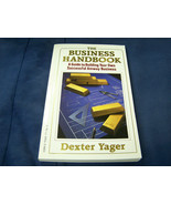 The Business Handbook  A Guide To Building Your Own Success Amway  Dexte... - $15.83