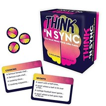 Gamewright Think 'N Sync - The Great Minds Think Alike Game Card Game - $9.85