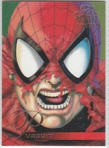 N) 1995 Flair Marvel Annual Comics Trading Card Spider-Man #51 - $1.97