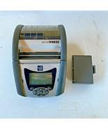 Zebra QLn320 Mobile Printer QN3-AUGA0E00-00 Wireless Bluetooth USB With ... - $395.99