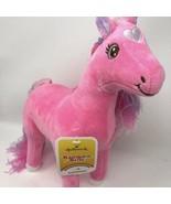 """Hallmark Rainbow Brite Sunriser Horse Stuffed Animal 11.5"""" - $17.95"""
