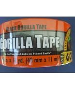 Gorilla Tape 1.88 INCH X 12 YARDS Heavy Duty Black Duct - $7.91