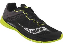 Saucony Fastwitch 8 Size US 12.5 M (D) EU 47 Men's Running Shoes Black S29032-1