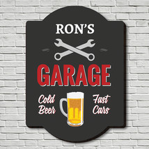 Handyman Personalized Garage Sign - $49.95 - $79.95
