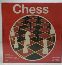New Pressman - Chess - Board Game 2012 ~ #1901A NEW SEALED - $22.42