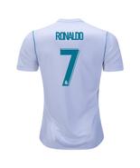 new Cristiano RONALDO #7 Real Madrid 2017 2018 17 18  home Men Jersey - $26.98