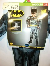 Rubies Batman toddlers costume Halloween for 2T New - £15.34 GBP