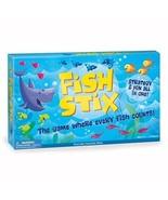 Peaceable Kingdom Award Winning Fish Stix - The Kids' Game Where Every F... - $20.80