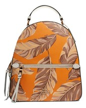 JORDYN BACKPACK WITH BANANA LEAVES PRINT Redwood Sunbeam Multi - $227.69