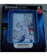 SlimShell Grafik Ultra Slim Hard Case for iPod Touch - BRAND NEW IN PACKAGE - $9.89
