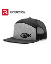 JESUS GOD RELIGION RICHARDSON FLAT BILL SNAPBACK HAT *FREE SHIPPING BOX* - $19.99