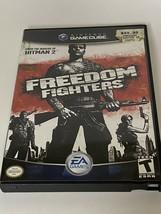 Freedom Fighters (Nintendo GameCube, 2003) - $9.89