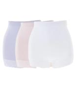 Rhonda Shear 3-pack Pin Up Panty (650215), Pastels, 1X - $24.74