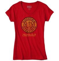 Beauty and The Beast Disney Inspired Shirt Gaston Gym Workout Junior V-Neck Tee - $7.99+